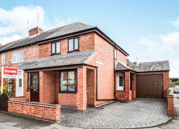Thumbnail 2 bedroom town house for sale in Lansdowne Grove, Wigston