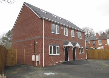 Thumbnail 4 bedroom semi-detached house to rent in Florence Road, West Bromwich
