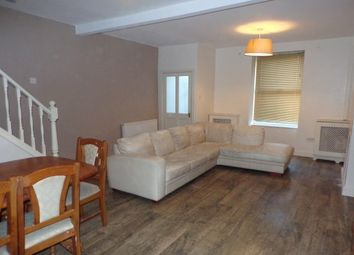 Thumbnail 2 bedroom terraced house to rent in Tithebarn Street, Caernarfon