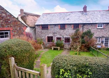 Thumbnail 4 bed terraced house to rent in Crosstown, Morwenstow, Bude