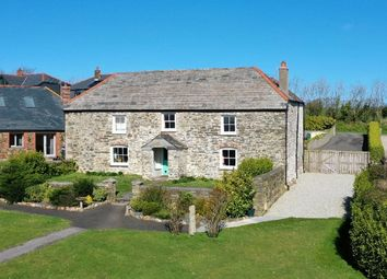 Thumbnail 5 bed property for sale in Treglyn Farmhouse, Higher Treglyn, St Minver