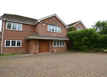 Thumbnail 7 bed detached house to rent in Fullers Road, Rowledge, Farnham