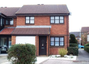 Thumbnail 3 bed end terrace house to rent in Taverner Close, Baiter Park, Poole