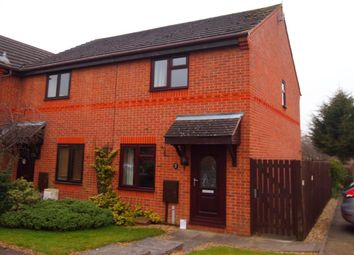 Thumbnail 2 bedroom semi-detached house to rent in Sandringham Court, Kettering