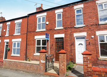 Thumbnail 3 bed terraced house for sale in Claremont Road, Stockport