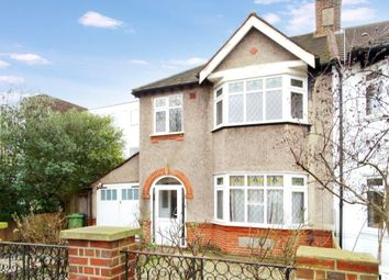Thumbnail 3 bed end terrace house to rent in Bromley Road, London