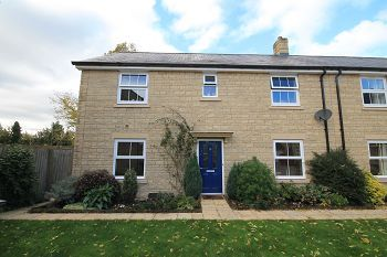 Thumbnail 4 bed semi-detached house to rent in Southdown Way, Warminster, Wiltshire