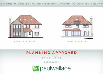 5 bed detached house for sale in Development Opportunity, Baas Lane, Broxbourne EN10