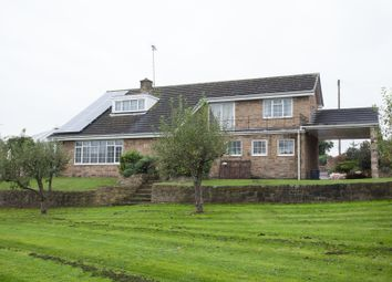 Thumbnail 4 bed detached house for sale in Sowgate Lane, Ferrybridge, Knottingley