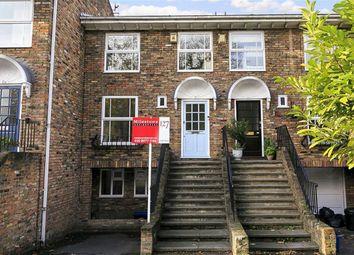 Thumbnail 4 bed terraced house for sale in Manor Road, Teddington