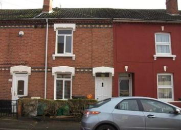 Thumbnail 2 bed terraced house to rent in Salisbury Road, Tredworth, Gloucester
