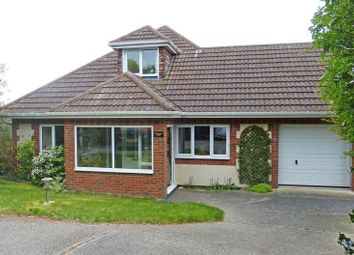 Thumbnail 4 bed detached house for sale in Larkhill Road, Durrington, Salisbury