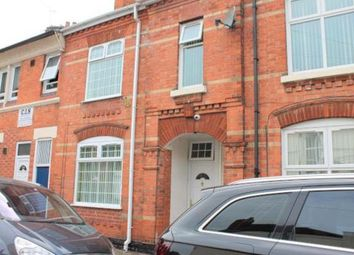Thumbnail 5 bedroom terraced house for sale in Baggrave Street, Leicester