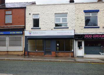 Thumbnail Flat to rent in Blackburn Road, Astley Bridge, Bolton