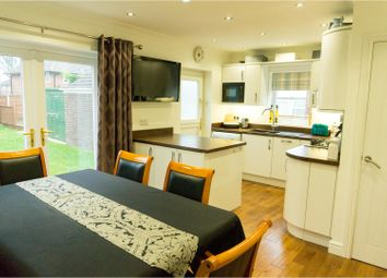 Thumbnail 3 bed semi-detached house for sale in Harewood Close, Knottingley