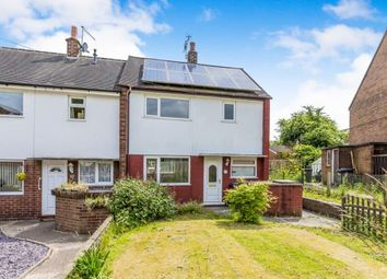 Thumbnail 2 bedroom end terrace house for sale in Farmers Bank, Silverdale, Newcastle Under Lyme, Staffs