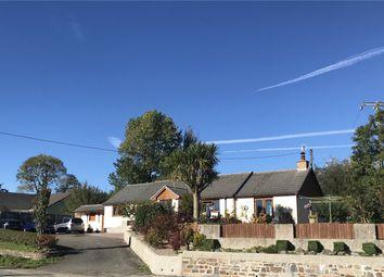 Thumbnail 4 bed detached bungalow for sale in Rosedene, The Ridgeway, Saundersfoot, Pembrokeshire