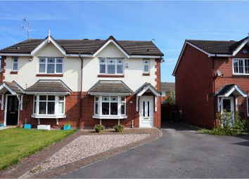 Thumbnail 3 bed semi-detached house for sale in Crocus Gardens, St. Helens