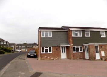 Thumbnail 2 bed end terrace house for sale in Goldsmith Close, Thatcham