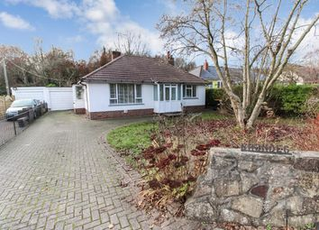Thumbnail 3 bed detached bungalow for sale in Catsash Road, Langstone, Newport