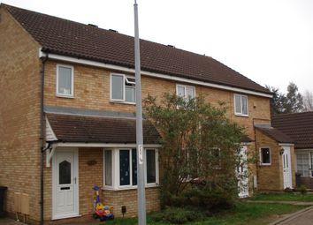Thumbnail 2 bedroom semi-detached house for sale in Eaglesthorpe, Peterborough