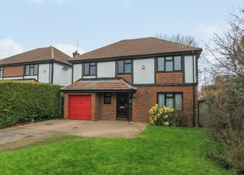 4 bed detached house for sale in The Fairway, Bluntisham, Huntingdon PE28