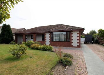 Thumbnail 4 bed detached bungalow for sale in Riverpark, Nairn