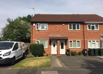 Thumbnail 2 bed semi-detached house to rent in Anson Way, Walsgrave