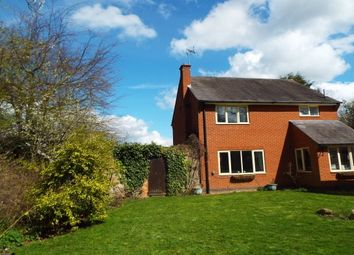 Thumbnail 3 bed detached house to rent in Main Street, Swithland, Loughborough