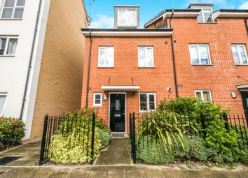 Thumbnail 3 bed town house to rent in Gweal Avenue, Reading
