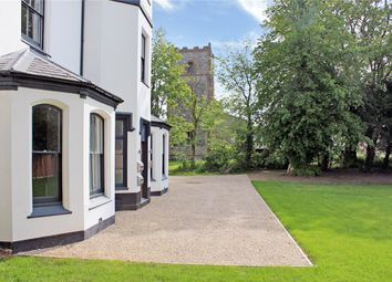 Thumbnail 2 bed flat for sale in Church Road, Yelverton, Norwich, Norfolk