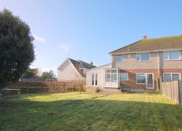 Thumbnail 4 bedroom end terrace house for sale in Lyndhurst Close, Plymouth