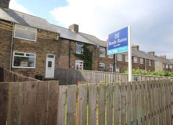 Thumbnail 2 bedroom terraced house for sale in Elliot Street, Sacriston, Durham