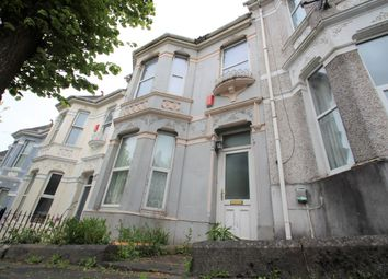 Thumbnail 3 bed terraced house for sale in Seymour Avenue, Lipson, Plymouth