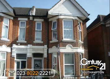 Thumbnail 1 bedroom flat to rent in Cedar Road, Southampton