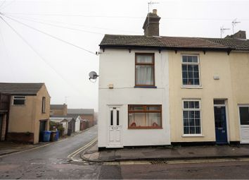 Thumbnail 3 bedroom end terrace house for sale in Milton Road West, Lowestoft