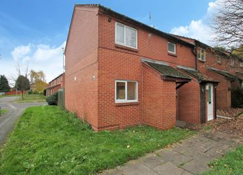 Thumbnail 1 bed flat to rent in Huins Close, Redditch