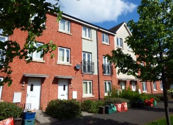 Thumbnail 5 bed terraced house to rent in Alicia Way, Alexandra Gate, Newport.