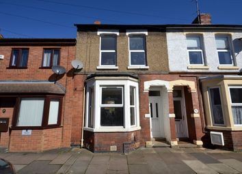 Thumbnail 3 bedroom terraced house to rent in Southampton Road, Northampton