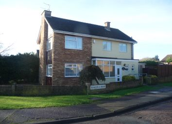 Thumbnail 3 bed property for sale in Edgehill Road, Duston, Northampton