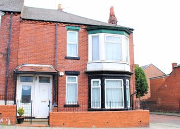 Thumbnail 3 bed flat for sale in Dean Road, South Shields