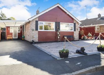 Thumbnail 3 bed bungalow for sale in Barnsdale Close, Great Easton, Market Harborough