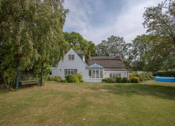 Thumbnail 3 bed detached house for sale in Water Stratford, Buckingham