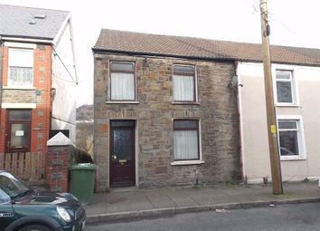 Thumbnail 3 bed end terrace house to rent in Wood Road, Treforest, Pontypridd