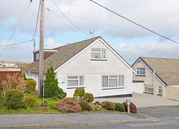 Thumbnail 3 bed detached house for sale in Ropehaven Road, St. Austell