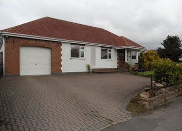 Thumbnail 4 bed detached bungalow to rent in Woodhouse Road, Horsley Woodhouse, Horsely