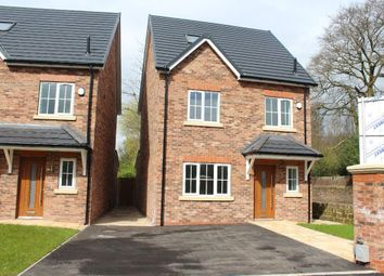 Thumbnail 4 bed detached house to rent in Badgers Close, Rainhill, Prescot