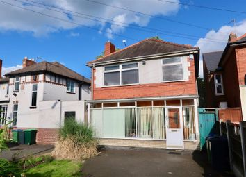 Thumbnail 3 bed detached house for sale in Park Lane, Wednesbury