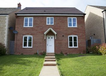 Thumbnail 4 bed detached house to rent in Noverton Lane, Prestbury, Cheltenham