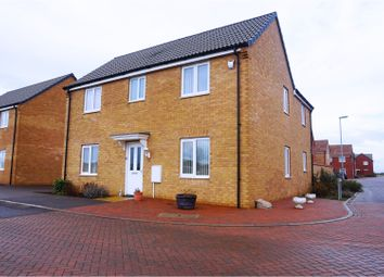 Thumbnail 4 bed detached house for sale in Duchess Drive, Peterborough